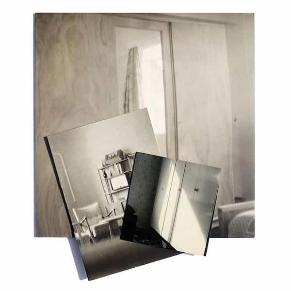 TAPE LOOP ORCHESTRA / Interiors Three (LP+CD) - sleeve image