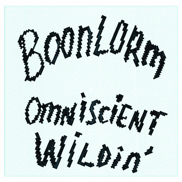 BOONLORM / Omniscient Wildin' (12 inch)
