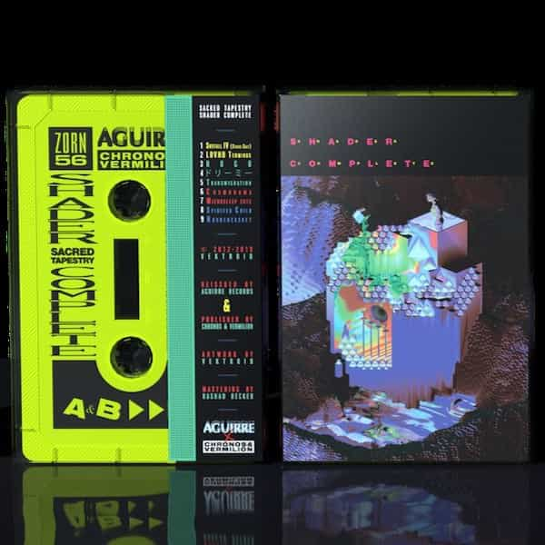 SACRED TAPESTRY / Shader Complete (Cassette) - thumbnail