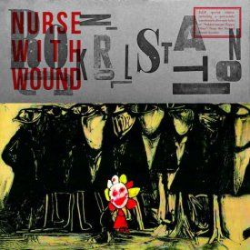 NURSE WITH WOUND / Rock 'n Roll Station (2LP) - sleeve image