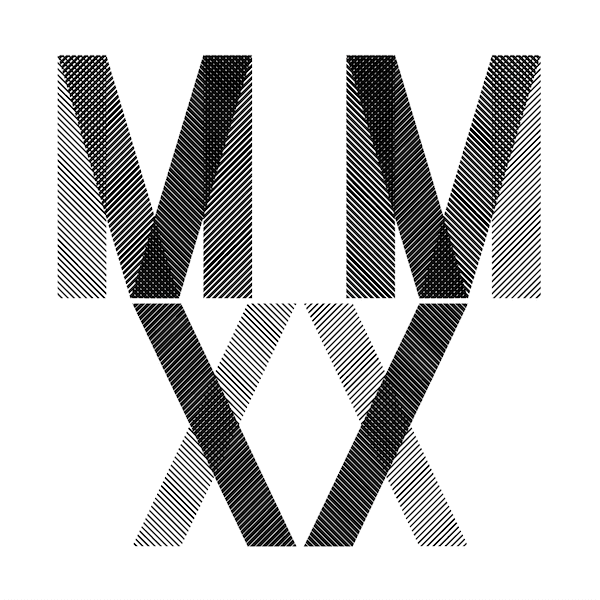 20' FOR 2020 - Matiere Memoire presents THE MMXX Series - SERIES 1 (5 Vinyls) - sleeve image