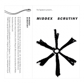 MIDDEX / Scrutiny (Cassette)