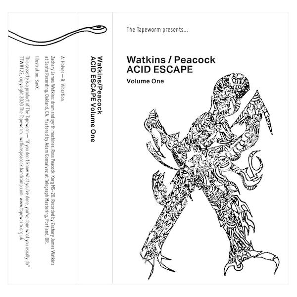 WATKINS/PEACOCK / Acid Escape (Volume One) (Cassette)
