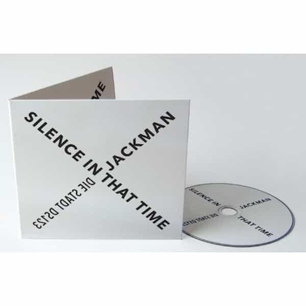 DAVID JACKMAN / Silence In That Time (CD) - thumbnail