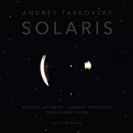 ANDREY TARKOVSKY / EDWARD ARTEMIEV / Solaris. Sound And Vision (Book+CD) - sleeve image