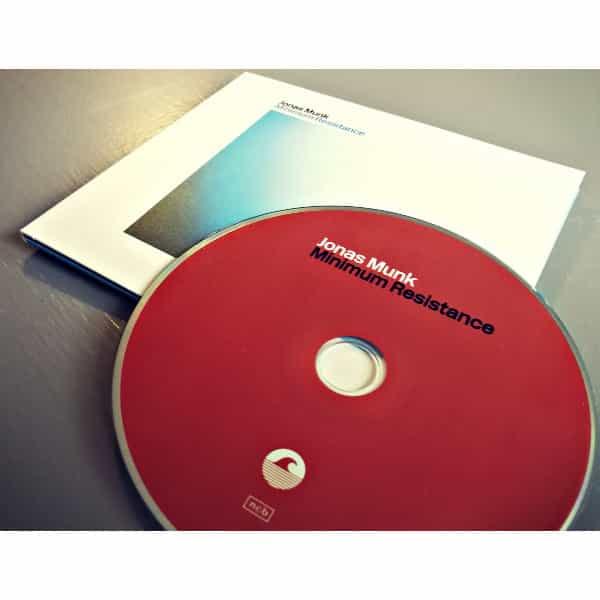 JONAS MUNK / Minimum Resistance (CD/LP+DL) - thumbnail