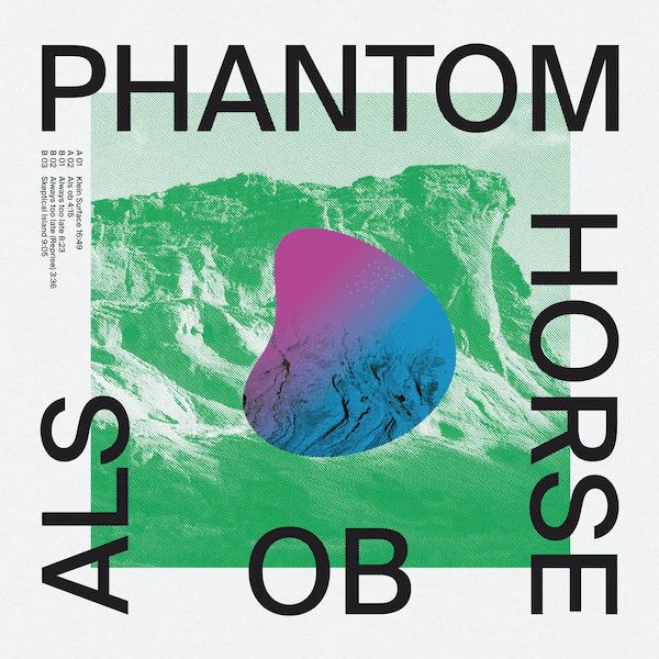 PHANTOM HORSE / Als Ob (LP+DL) - sleeve image