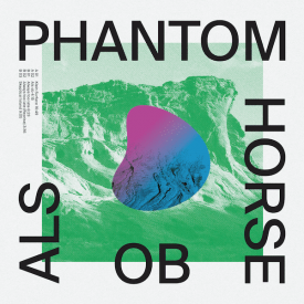 PHANTOM HORSE / Als Ob (LP+DL) - sleeve image