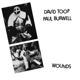DAVID TOOP / PAUL BURWELL / Wounds (LP) - sleeve image