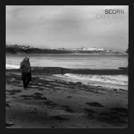 SCORN / Café Mor (2x12 inch) - sleeve image