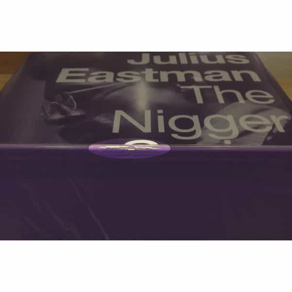 JULIUS EASTMAN / The Nigger Series (2LP-used) - thumbnail
