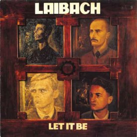 LAIBACH / Let It Be (LP-used)