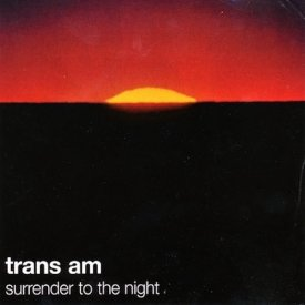 TRANS AM / Surrender To The Night (LP-used) - sleeve image