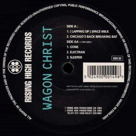 WAGON CHRIST / Sunset Boulevard EP (12 inch-used)