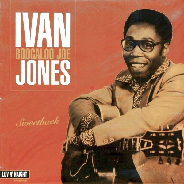 IVAN 'BOOGALOO' JOE JONES / Sweetback (LP-used)