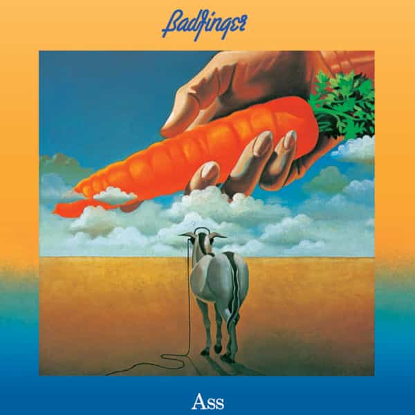 BADFINGER / Ass (LP-used)