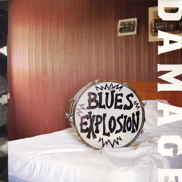 BLUES EXPLOSION / Damage (LP-used) - sleeve image