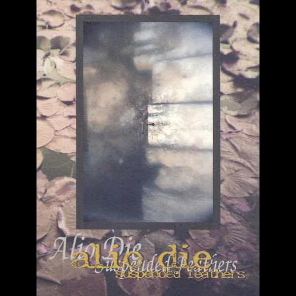 ALIO DIE / Suspended Feathers (CD-used) - sleeve image