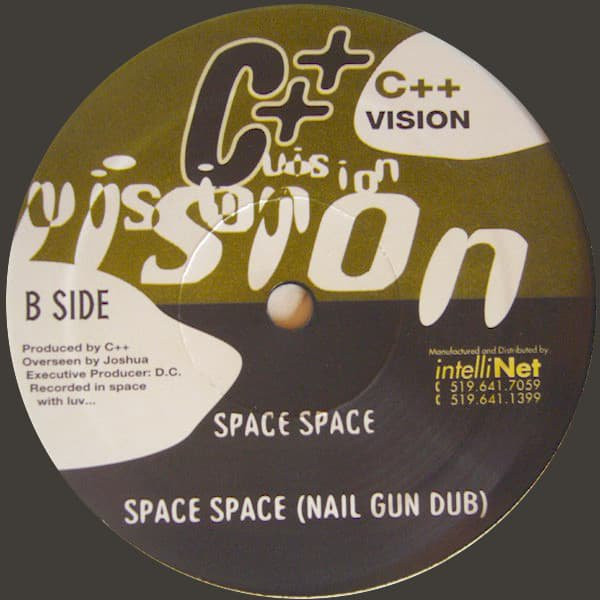 C++ / Vision (12 inch-used) - sleeve image