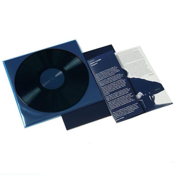 ALVIN LUCIER / Vespers (LP) - thumbnail