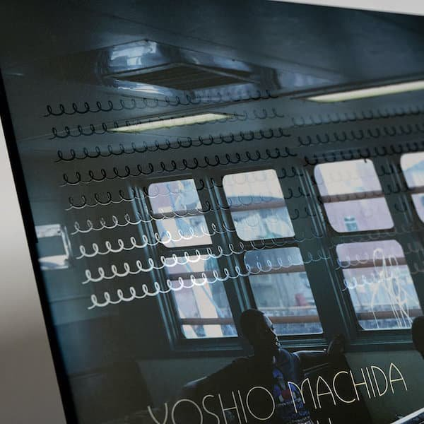 YOSHIO MACHIDA & CAL LYALL / Premeditation (2x10 inch) - thumbnail