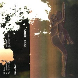 SANKT / Svag (Cassette) - sleeve image