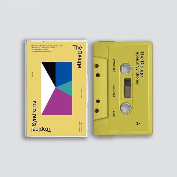 THE DELUGE / Tropical Syndroms (Cassette) - thumbnail