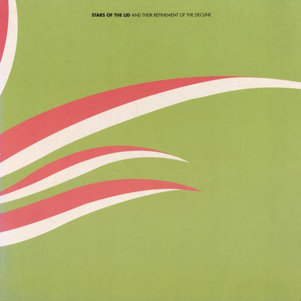 STARS OF THE LID / Stars Of The Lid And Their Refinement Of The Decline (3LP-used) - sleeve image