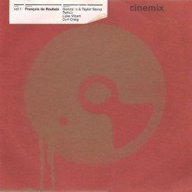 FRANCOIS DE ROUBAIX / Cinemix Vol. 1 (10 inch-used)