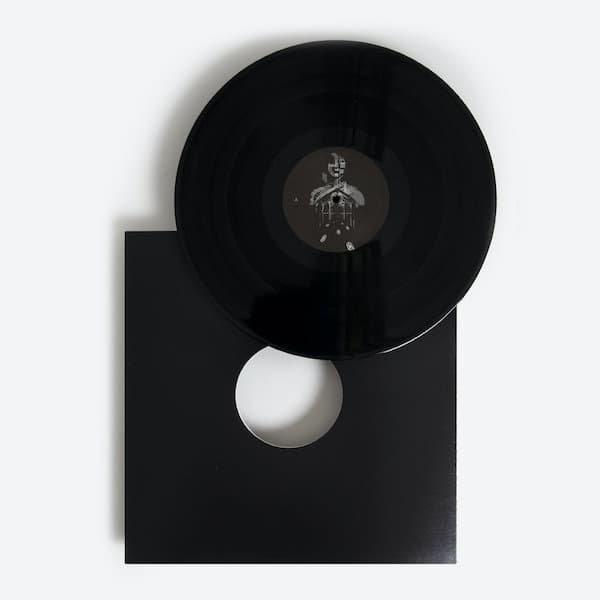 MARK FELL x RASHAD BECKER x SOTE / Parallel Persia Remixes (12 inch) - thumbnail