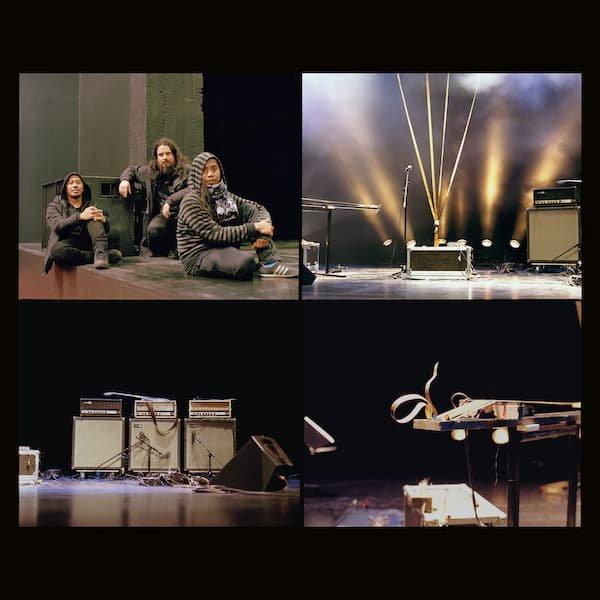 SENYAWA & STEPHEN O'MALLEY / Bima Sakti (LP) - thumbnail