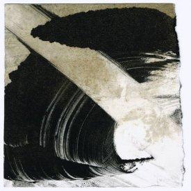 SENYAWA & STEPHEN O'MALLEY / Bima Sakti (LP) - sleeve image