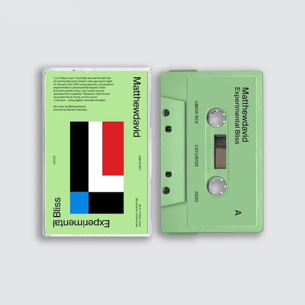 MATTHEWDAVID / Experimental Bliss (Cassette) - thumbnail