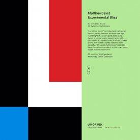 MATTHEWDAVID / Experimental Bliss (Cassette) - sleeve image