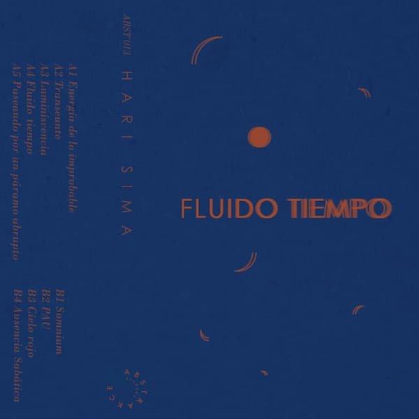 HARI SIMA / Fluido Tiempo (Cassette)
