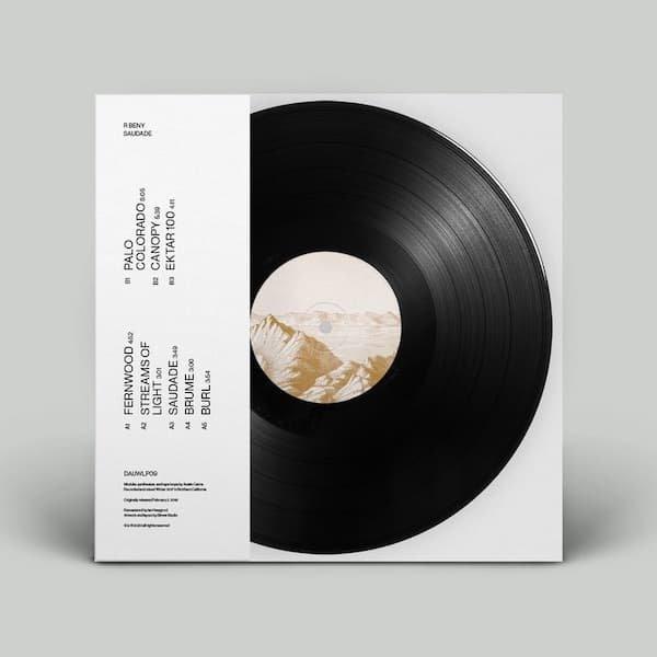 r beny / Saudade (LP) - thumbnail