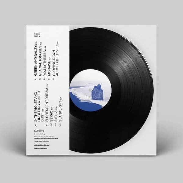 r beny / Eistla (LP) - thumbnail