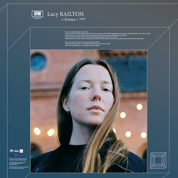 LUCY RAILTON / MAX EILBACHER - Forma / Metabolist Meter (Foster, Cottin, Caetani And A Fly) (LP)