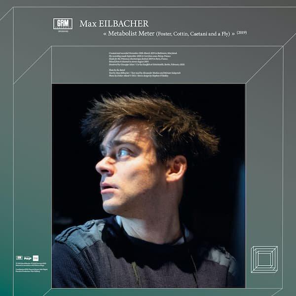 LUCY RAILTON / MAX EILBACHER - Forma / Metabolist Meter (Foster, Cottin, Caetani And A Fly) (LP) - thumbnail