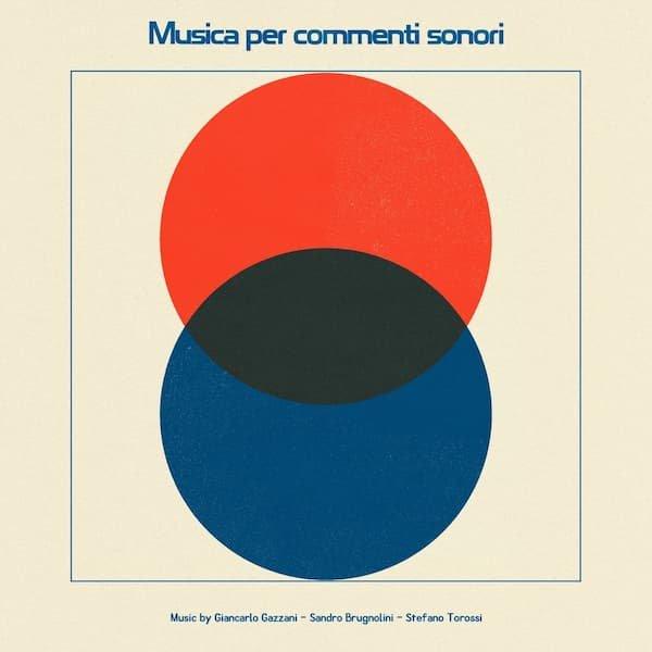 GIANCARLO GAZZANI / Musica Per Commenti Sonori (LP) - sleeve image