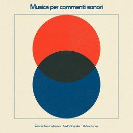 GIANCARLO GAZZANI / Musica Per Commenti Sonori (LP)