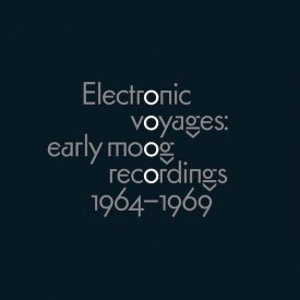 Various / Electronic Voyages: Early Moog Recordings 1964-1969 (LP) - sleeve image