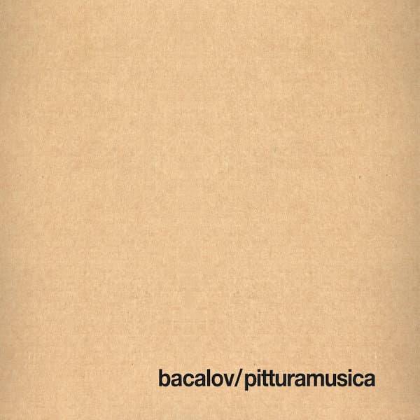 LUIS BACALOV, ENNIO MORRICONE / Pitturamusica (LP - Gold Vinyl) - sleeve image