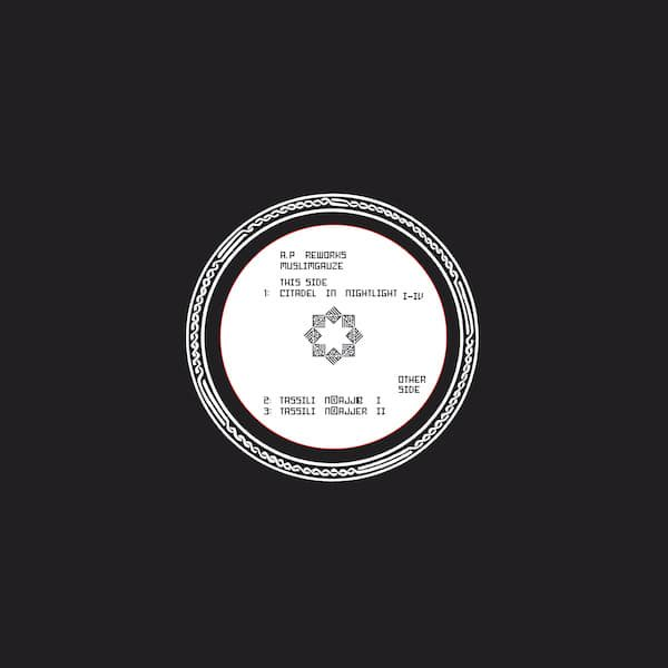 MUSLIMGAUZE / Anders Peterson Reworks Muslimgauze Two (12 inch)