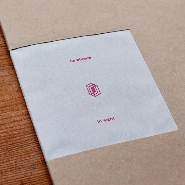 F.S. BLUMM / In Sight (CD ltd./LP ltd.) - thumbnail