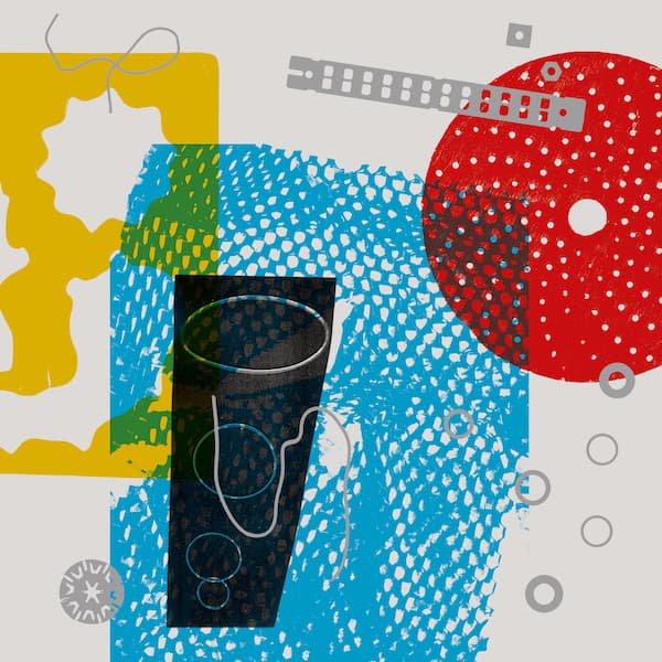 JOASIHNO / Meshes (LP) - sleeve image