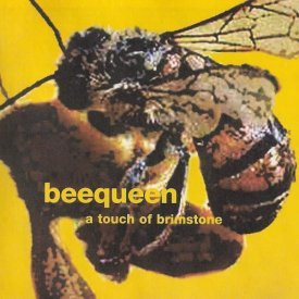 BEEQUEEN / A Touch Of Brimstone (CD) - sleeve image