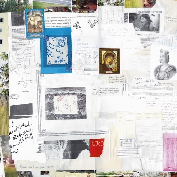DEREK BARON / Curtain (LP)