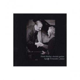 DEREK BAILEY & AGUSTI FERNANDEZ / A Silent Dance (CD)