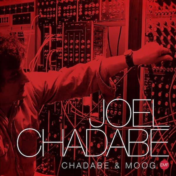 JOEL CHADABE / Chadabe & Moog (CD)